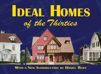 Ideal Homes of the Thirties 0 9780486472553 0486472558