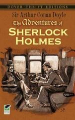 The Adventures of Sherlock Holmes 1st Edition 9780486474915 0486474917