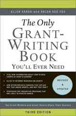 The Only Grant-Writing Book You'll Ever Need 3rd Edition 9780465018697 0465018696
