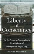 Liberty of Conscience 1st Edition 9780465018536 046501853X