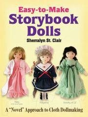 Easy-to-Make Storybook Dolls 0 9780486473604 0486473600