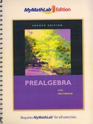 Prealgebra, The MyMathLab Edition Package 4th edition 9780321641199 0321641191