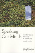 Speaking Our Minds 1st Edition 9781932529500 1932529500