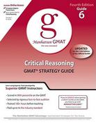 Critical Reasoning GMAT Preparation Guide, 4th Edition 4th edition 9780982423806 0982423802