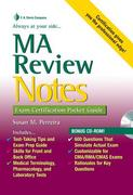 MA Review Notes 1st Edition 9780803621947 0803621949