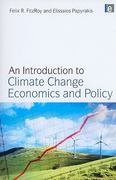 An Introduction to Climate Change Economics and Policy 0 9781844078103 1844078108