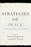 Strategies of Peace 1st Edition 9780195395907 0195395905