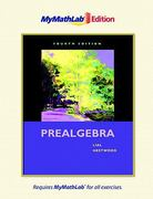 Prealgebra, The MyMathLab Edition 4th edition 9780321641182 0321641183