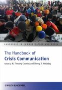 The Handbook of Crisis Communication 1st Edition 9781444314892 1444314890