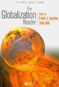 The Globalization Reader 3e + The Making of World Society 3rd edition 9781444314274 1444314270