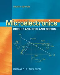 Microelectronics Circuit Analysis and Design 4th edition 9780077387815 0077387813