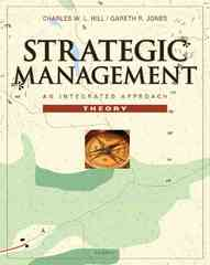 Strategic Management Theory 9th edition 9780538751070 053875107X