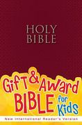 Nirv Gift and Award Bible 0 9780310719779 0310719771