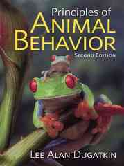 Principles of Animal Behavior 2nd edition 9780393934410 0393934411