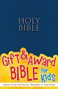 NIrV Gift and Award Bible 0 9780310719762 0310719763
