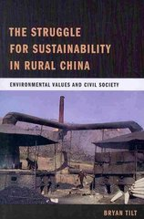 Struggling for Sustainability in Rural China 0 9780231150019 0231150016