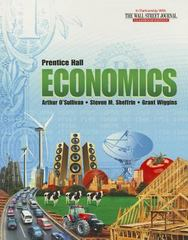 Economics: Principles in Action Student Edition C2010 1st Edition 9780133680195 0133680193