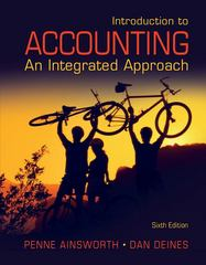 Introduction to Accounting 6th edition 9780078136603 0078136601