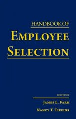 Handbook of Employee Selection 1st Edition 9781136677823 1136677828