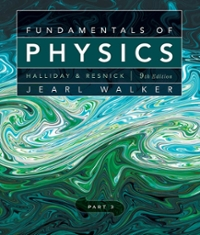 Fundamentals of Physics, Chapters 21-32 (Part 3) 9th edition 9780470547939 0470547936