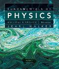 Fundamentals of Physics Chapters 1-11
