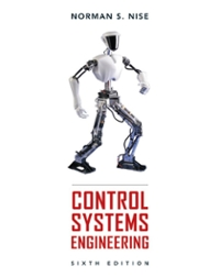 Control Systems Engineering 6th edition 9780470547564 0470547561