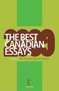 The Best Canadian Essays 2009 0 9781926639055 1926639057