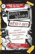 Poetry Speaks Who I Am 1st Edition 9781402210747 1402210744