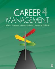 Career Management 4th Edition 9781412978262 1412978262