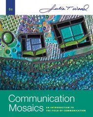 Communication Mosaics 6th Edition 9781111786366 1111786364