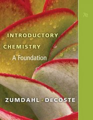 Introductory Chemistry 7th edition 9781111789428 1111789428