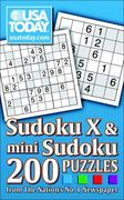 USA TODAY Sudoku X and Mini Sudoku 0 9780740770333 0740770330