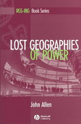 Lost Geographies of Power 1st edition 9780631207290 0631207295
