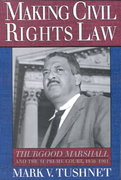 Making Civil Rights Law 0 9780195104684 0195104684