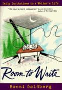 Room to Write 1st Edition 9780874778250 0874778255