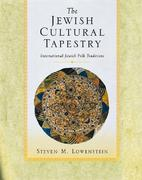The Jewish Cultural Tapestry 0 9780195158007 0195158008