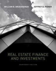 Real Estate Finance & Investments 14th Edition 9780073377339 0073377333
