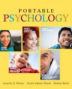 Portable Psychology (with MyPsychLab with E-Book Student Access Code Card) 1st edition 9780205765683 0205765688
