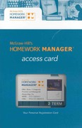 Buy homework manager mcgraw hill