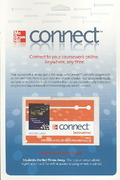 Connect access code card for Financial Accounting Fundamentals 2009 Edtion 2nd edition 9780077356996 0077356993