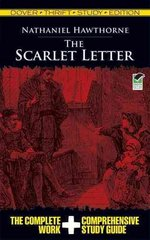 The Scarlet Letter Thrift Study Edition 0 9780486475691 0486475697