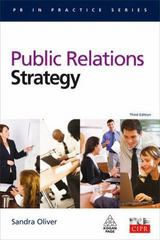 Public Relations Strategy 3rd edition 9780749456405 074945640X