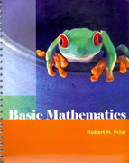 Basic Mathematics Plus MyMathLab Student Access Card 1st Edition 9780321614681 0321614682