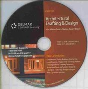 Studyware CD-ROM for Jefferis, Madsen and Madsen's Architectural Drafting and Design 6th edition 9781435481640 143548164X