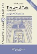 The Law of Torts 4th Edition 9780735588745 0735588740