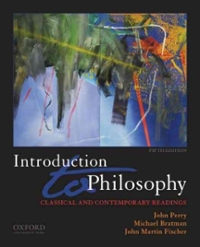 Introduction to Philosophy 5th edition 9780195390360 0195390369