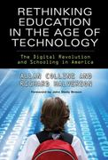 Rethinking Education in the Age of Technology 1st edition 9780807750025 0807750026