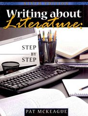 Writing about Literature 9th Edition 9780757560293 0757560296
