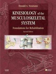 Kinesiology of the Musculoskeletal System 2nd Edition 9780323039895 0323039898