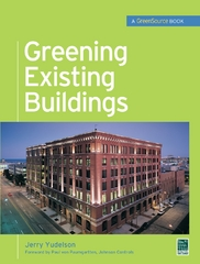 Greening Existing Buildings 1st edition 9780071638326 0071638326